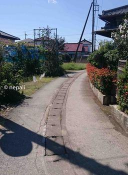 DSC_0087用水路が中央を通る旧道.jpg