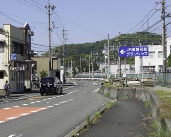DSC_4259左折すると東静岡駅.jpg